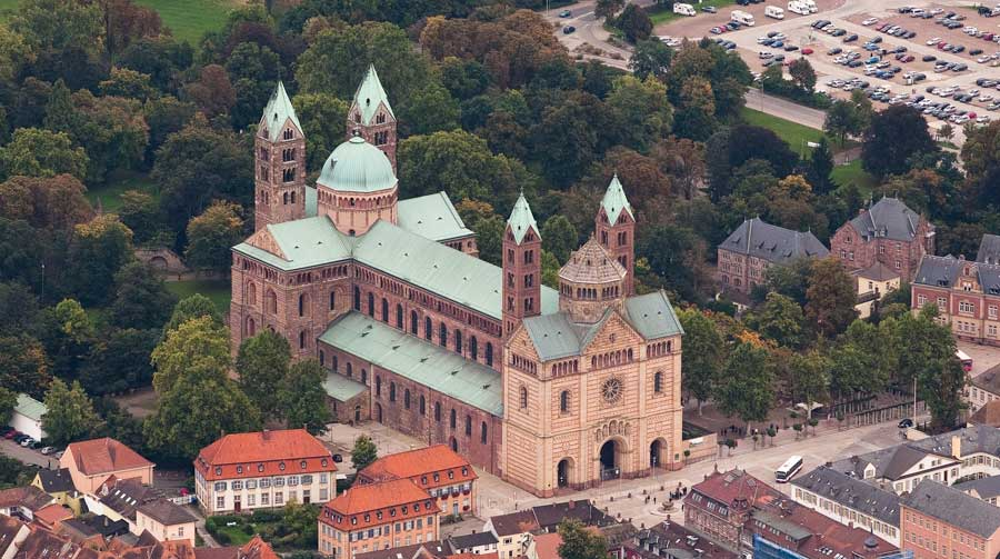 Dom in Speyer