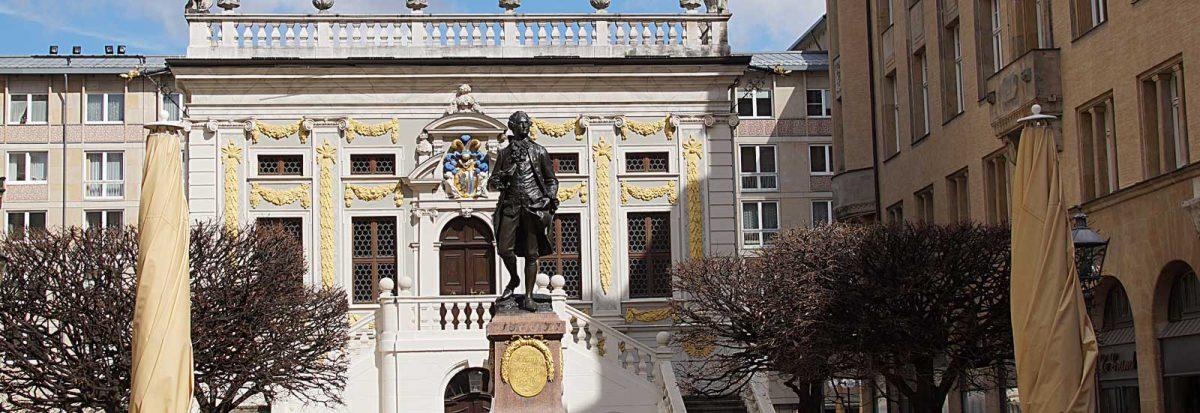 Goethe in Leipzig - Oppida Schöne Städte