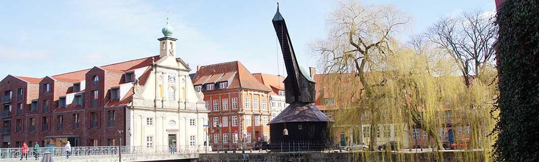 Die schönsten Städte - Lüneburg