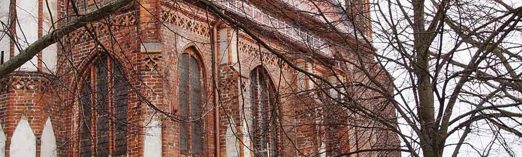 St-Marien in Greifswald