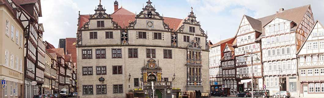 Die schönsten Städte - Hann-Münden