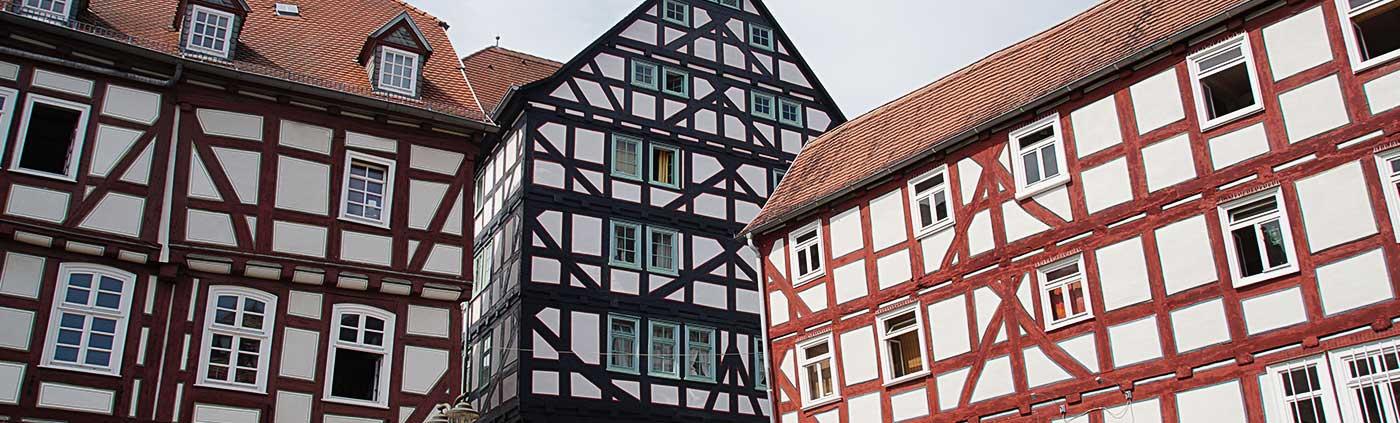 Die schönsten Städte - Marburg