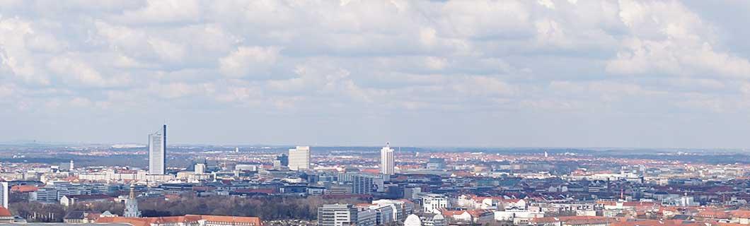 Schöne Städte - Leipig