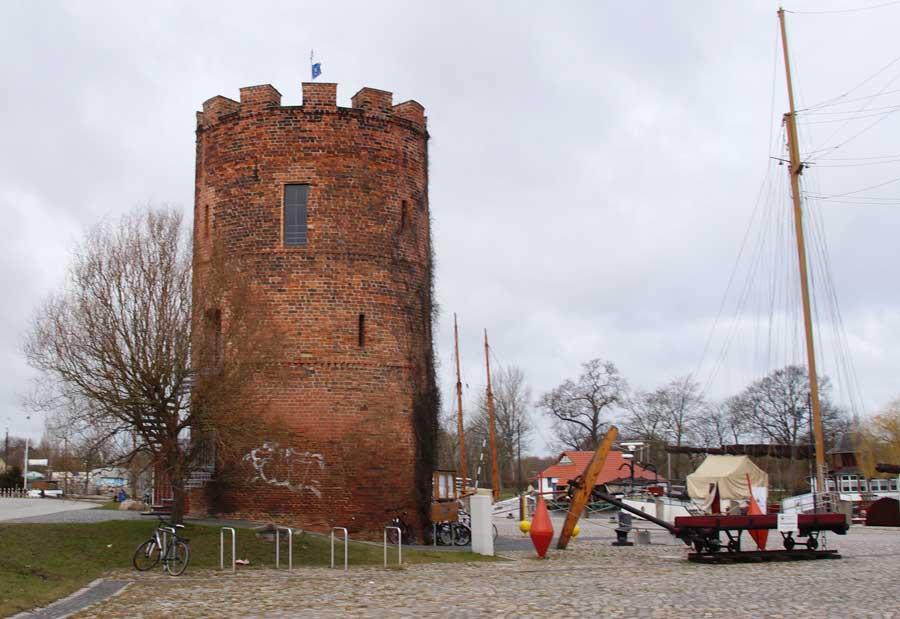 Fangenturm in Greifswald