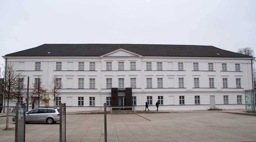Pommersches Landesmuseum in Greifswald