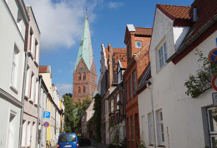Lübecks St. Aegidienkirche