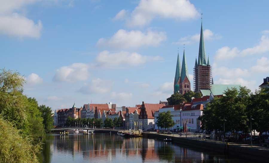St-Petri-Kirche in Lübeck
