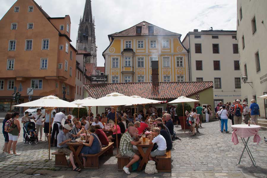 Historische Wurstküche