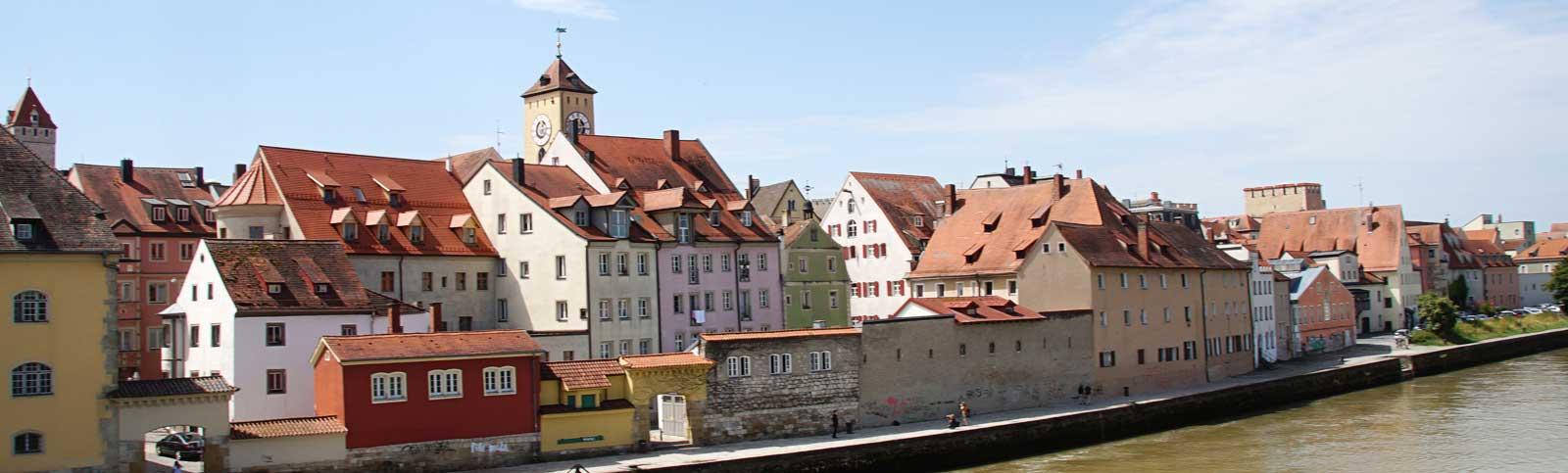 Regensburg an der Donau