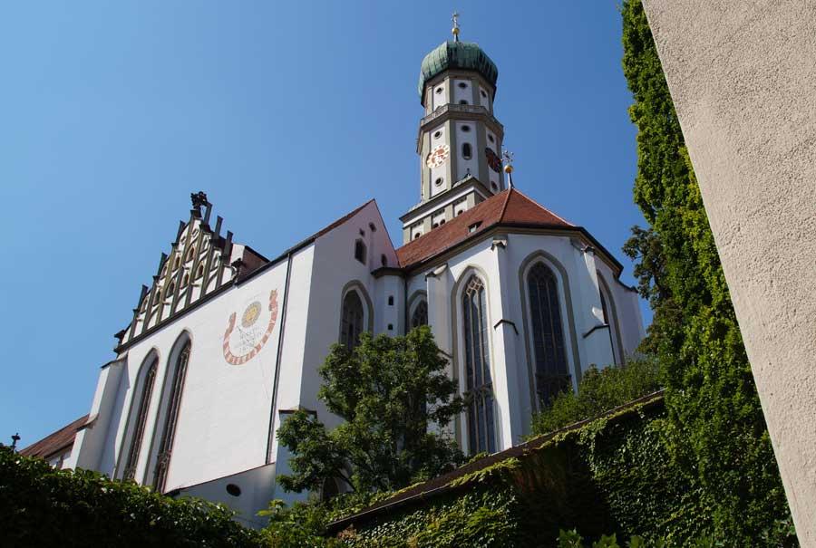 St. Ulrich und Afra in Augsburg