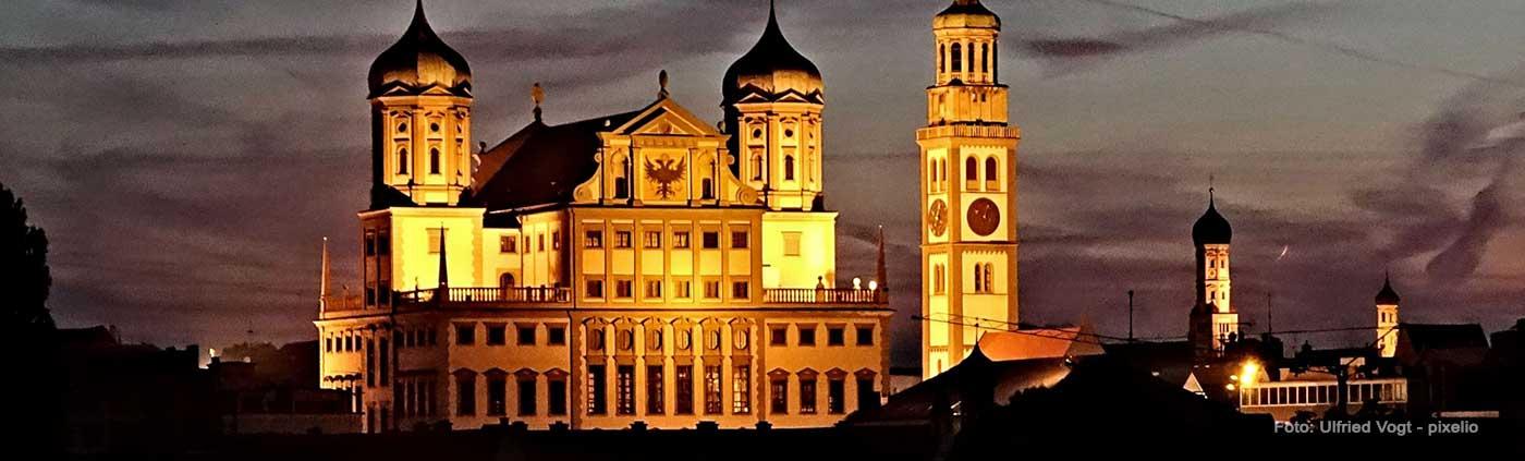 Die Altstadt von Augsburg – eine Städtereise