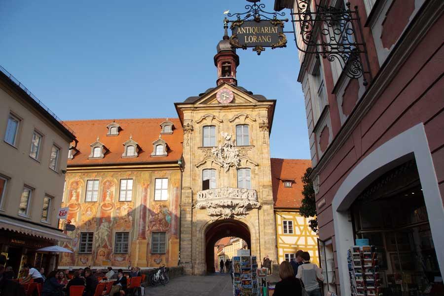 Brückentor Bamberg