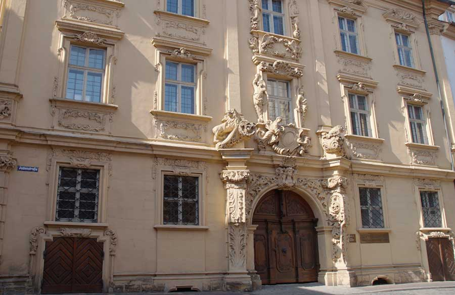 Böttingerhaus in Bamberg