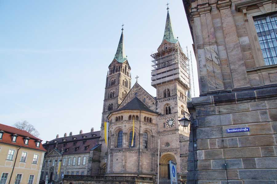 Der Kaiserdom in Bamberg