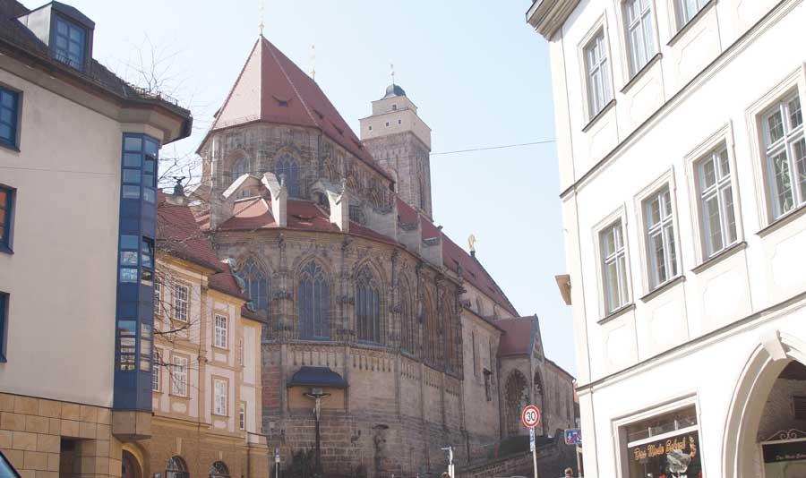 Obere Pfarre - Sehenswürdigkeiten in Bamberg