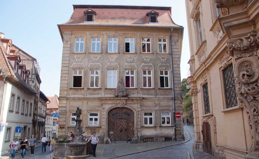 Samshaus in Bamberg
