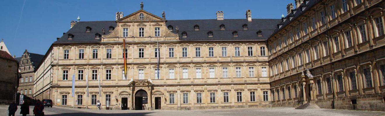 Residenz Fürstbischof in Bamberg