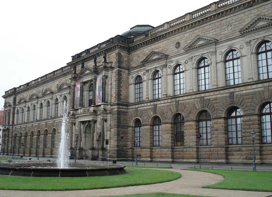 Gemäldegalerie in Dresden