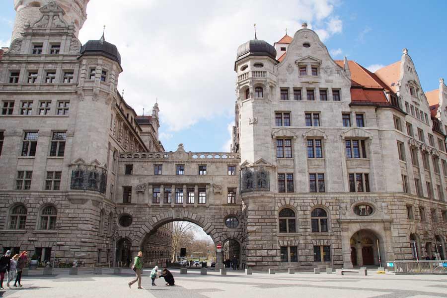 Sehenswürdigkeiten in Leipzig: Neues Rathaus