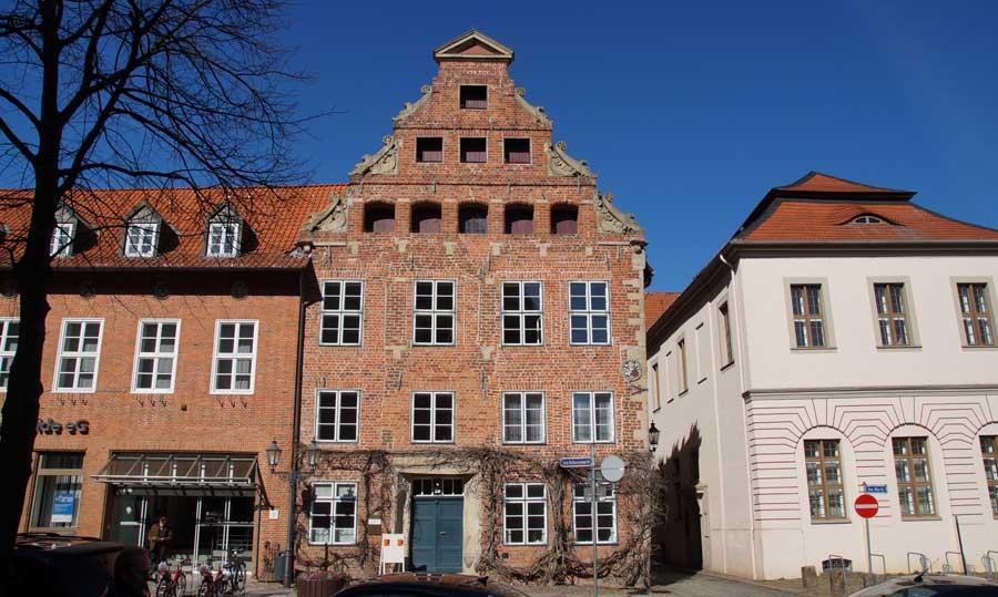 Sehenswürdigkeiten in Lüneburg - Heinrich-Heine-Haus