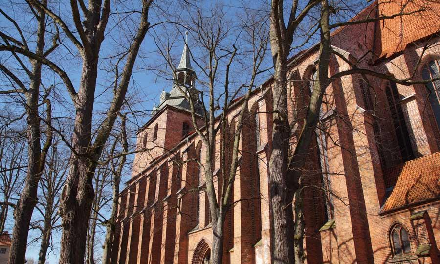 Sehenswürdigkeiten in Lüneburg St. Michaeliskirche