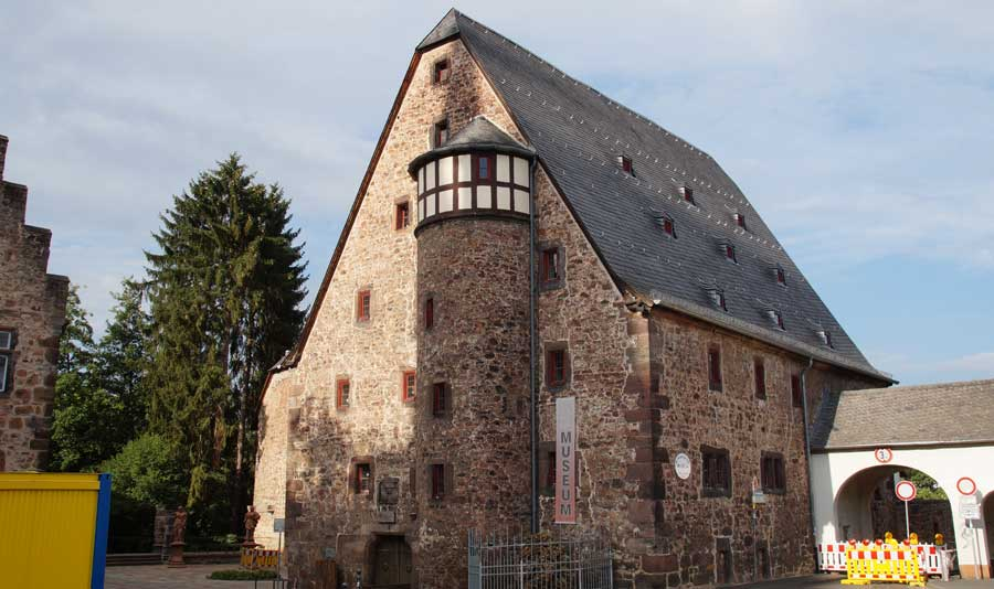 Mineralogische Museen in Marburg