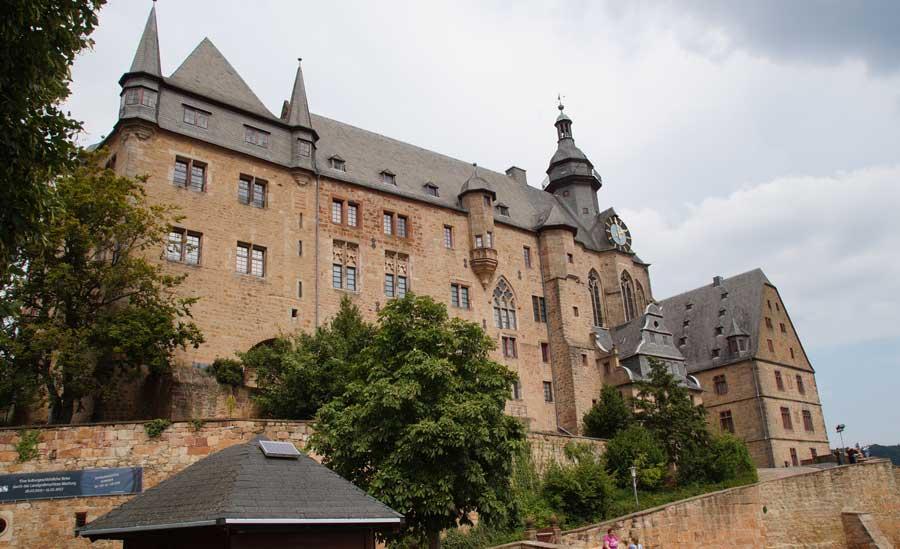Museen in Marburg - Schloss