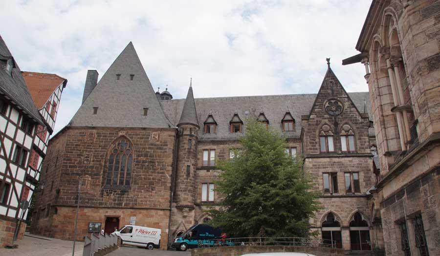 Sehenswürdigkeiten in MarburgAlte Universität