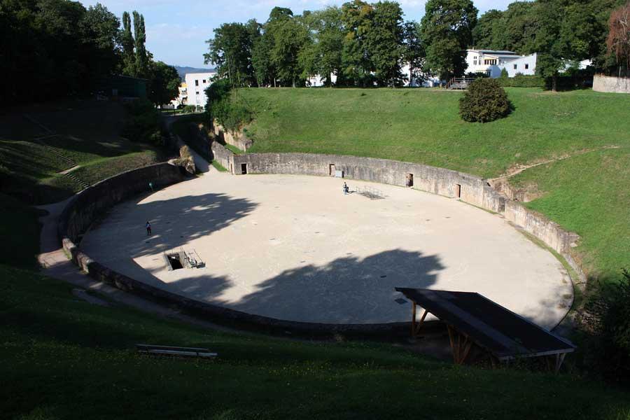 Sehenswürdigkeiten in Trier Amphitheater in Trier