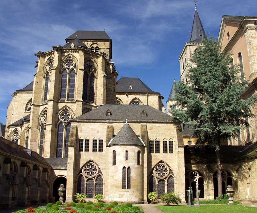 Liebfrauenkirche Sehenswürdigkeiten in Trier