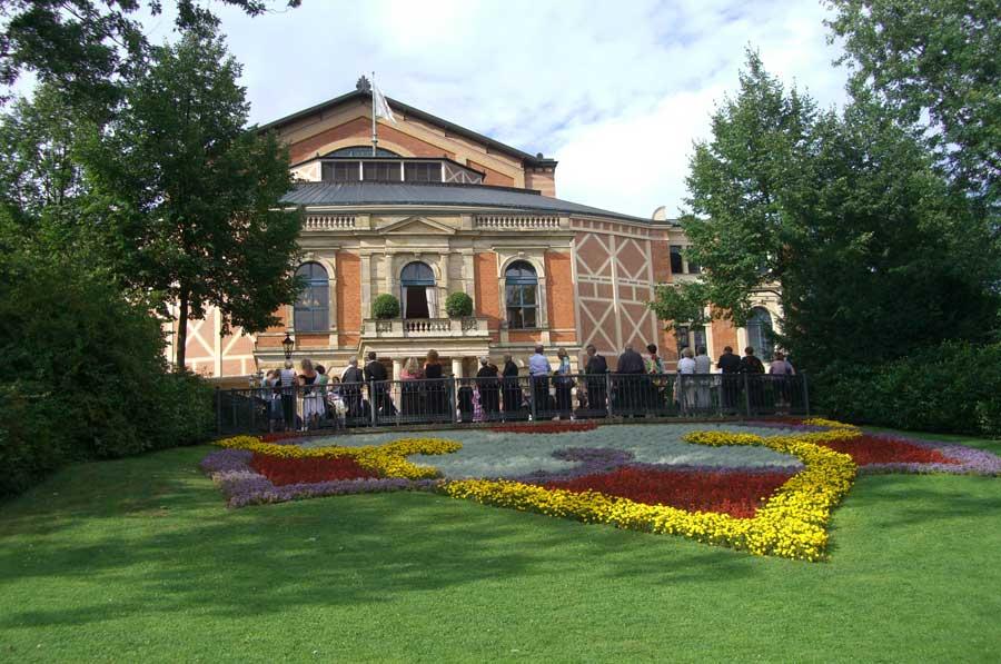 Oper in Bayreuth