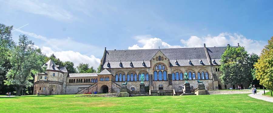 Kaiserpfalz in Goslar