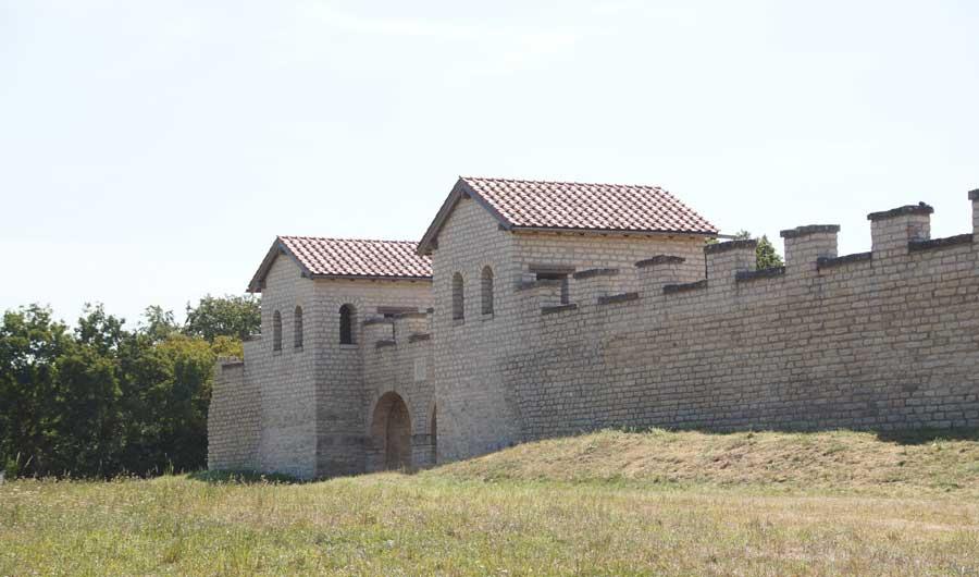 Römische Grenzanlagen
