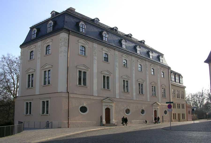 Sehenswürdigkeiten in Weimar, Anna Amalia Bibliothek