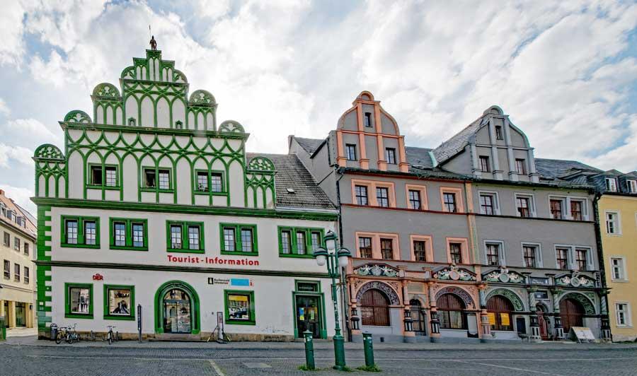 Cranach-Haus in Weimar