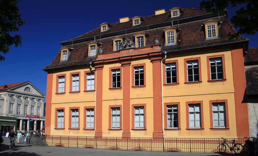 Sehenswürdigkeiten in Weimar - Wittumspalais