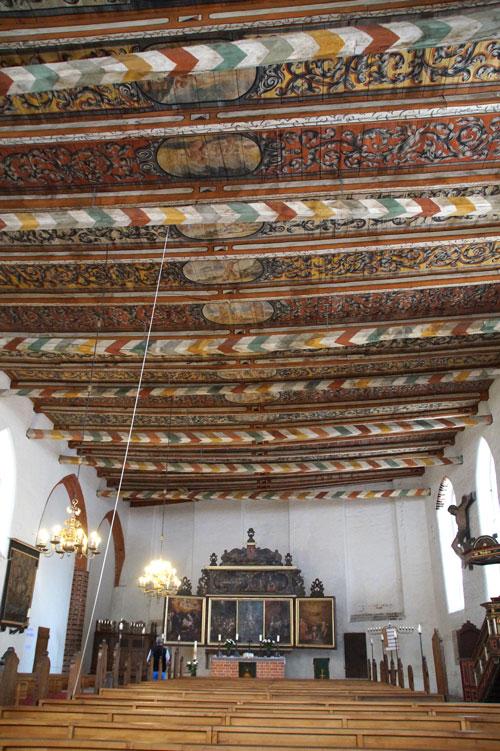 Sehenswürdigkeit: Wismars Heiligen-Geist-Kirche