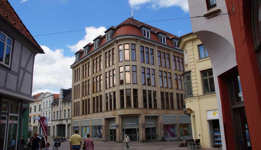 karstadt in Wismar