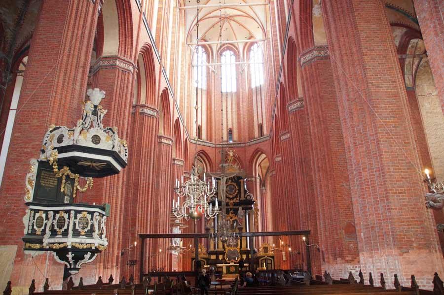 St. Nikolaikirche in Wismar