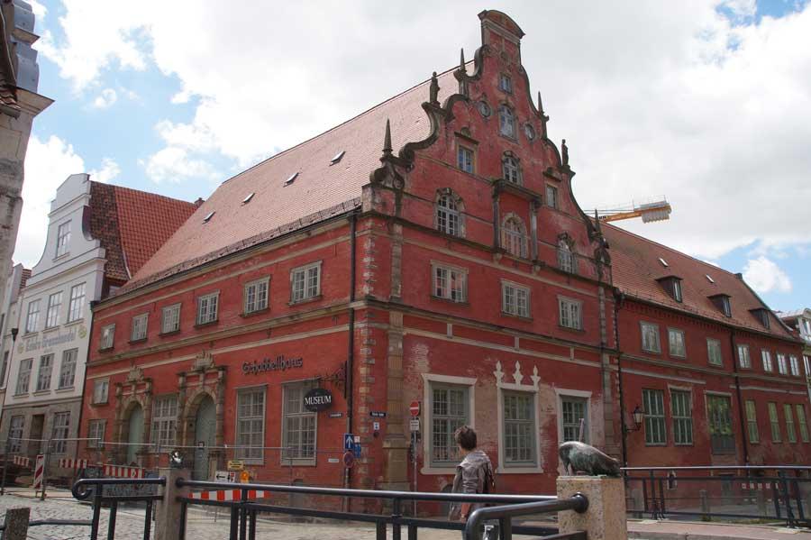 Schabbelhaus und stadtgeschichtliches Museum