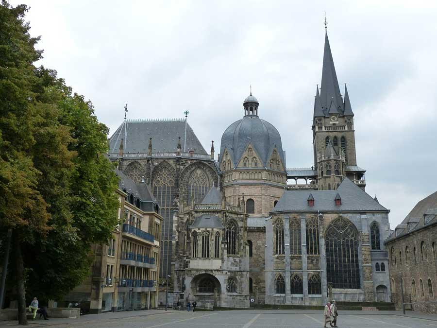 Sehenswürdigkeiten von Aachen - Dom von Aachen
