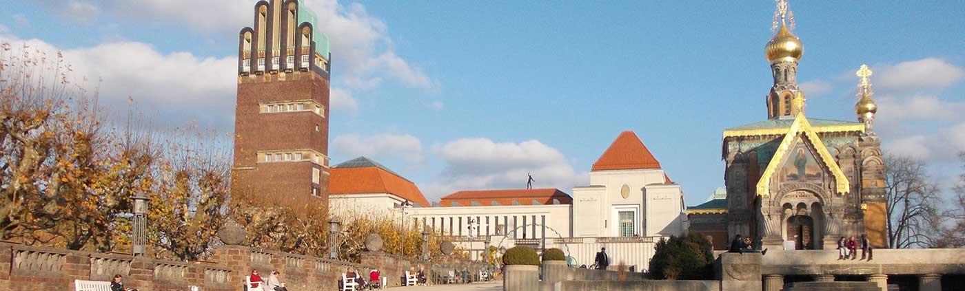 Die Altstadt von Darmstadt – eine Städtereise