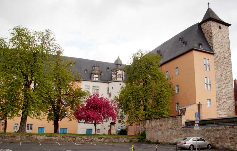 Museen in Hann. Münden - Welfenschloss