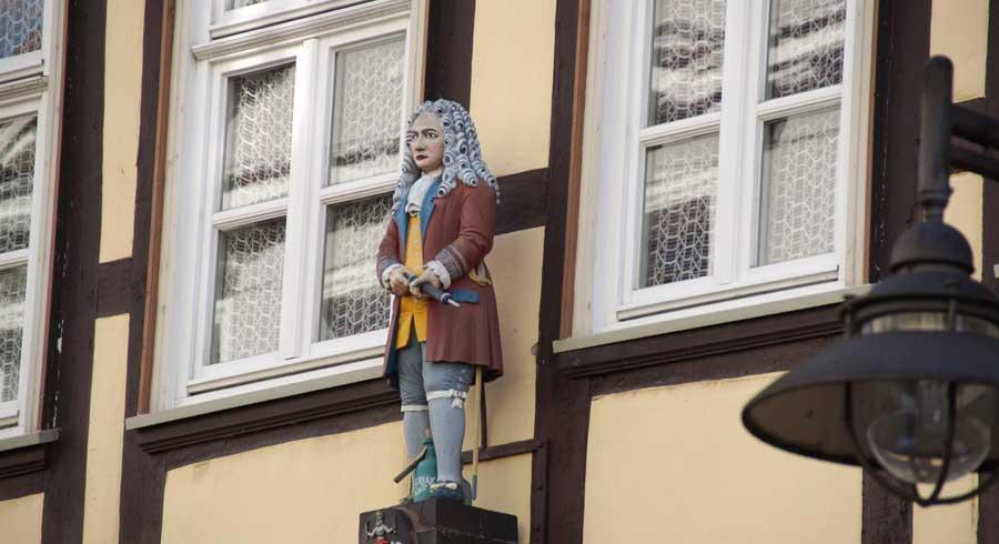 Lange Straße in Hann. Münden