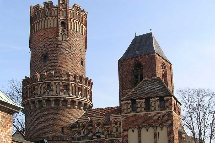 Sehenswürdigkeiten in Tangermünde - Nikolaikirche