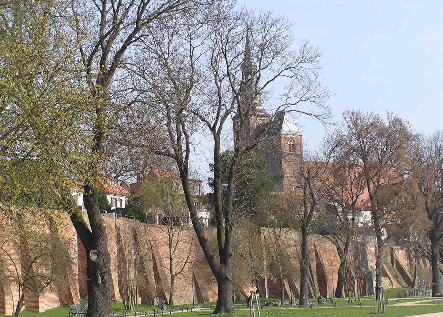 Stadtmauer von Tangermünde