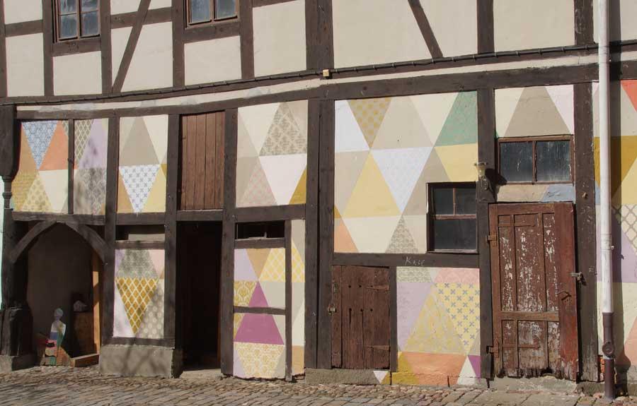 Cranachhöfe mit Kunsthandwerk Museen in Wittenberg