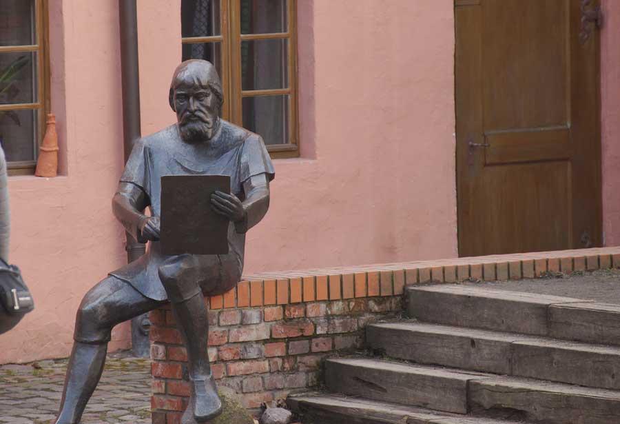 Sehenswürdigkeiten in Wittenberg - Lucas Cranach Haus in Wittenberg