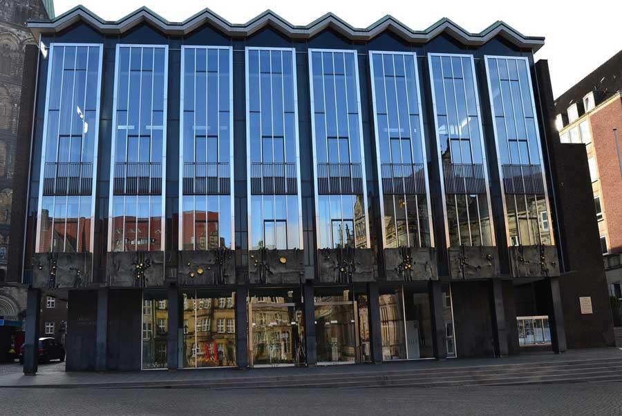 Haus der Bürgerschaft in Bremen