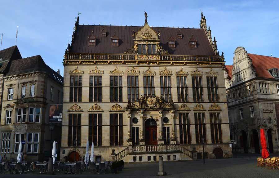 Schütting in Bremen